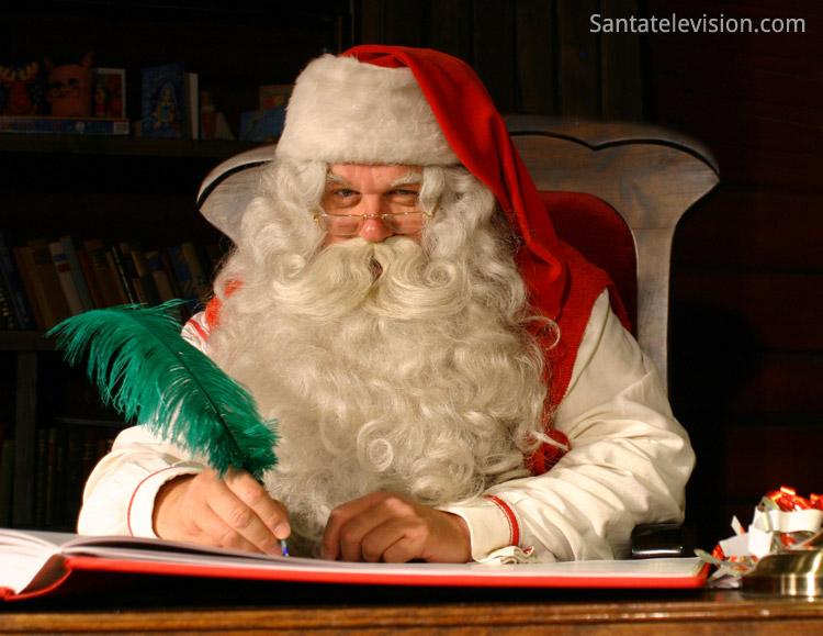 Père Noël e brezhoneg !