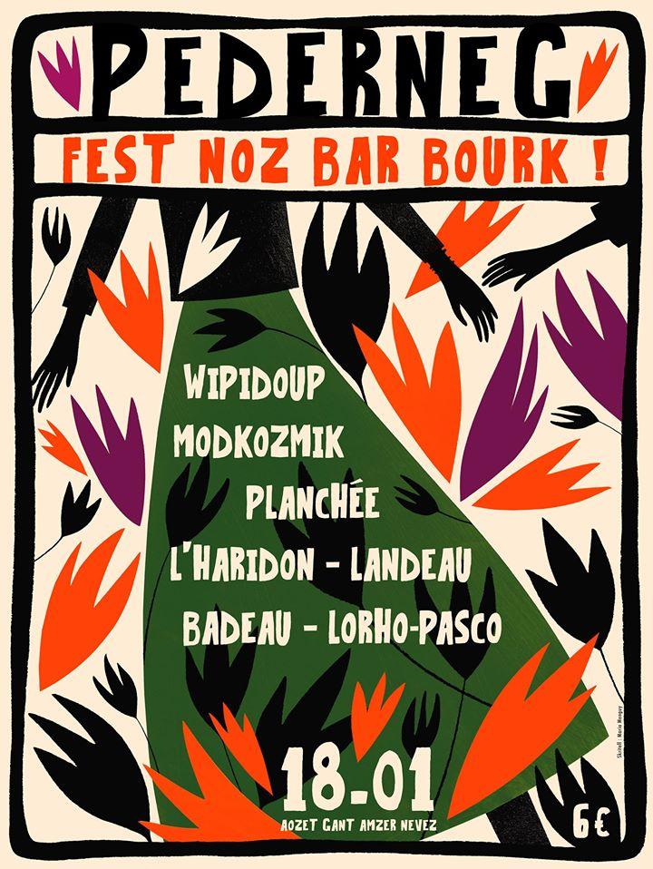 Fest-noz Bar Bourk 2020