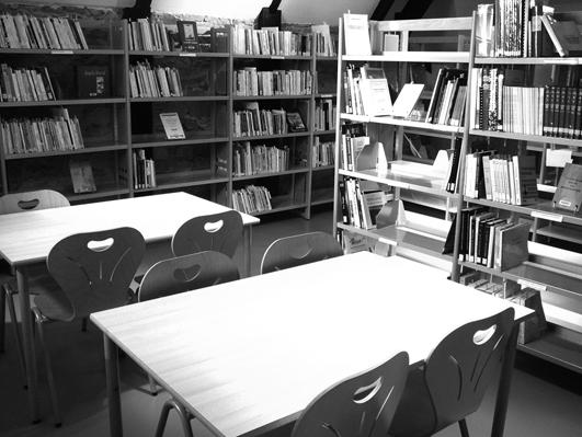Bibliothèque de cavan