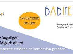 Colloque Babigou Breizh 2020