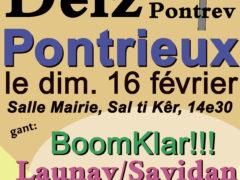 Fest-deiz Pontrieux