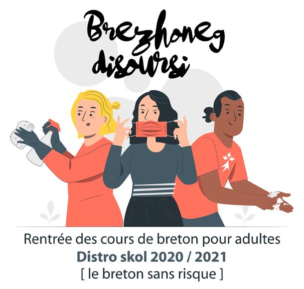 Brezhoneg disoursi